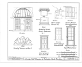 Ainsley Hall Mansion, Blanding Street, Columbia, Richland County, SC HABS SC,40-COLUM,3- (sheet 10 of 10).png
