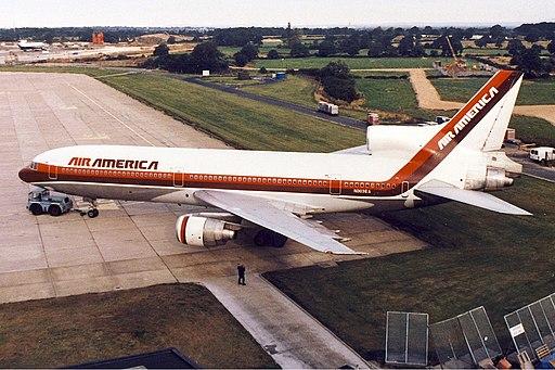 Air America Lockheed L-1011 TriStar Kennaugh