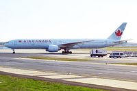 C-FIVM - B773 - Air Canada