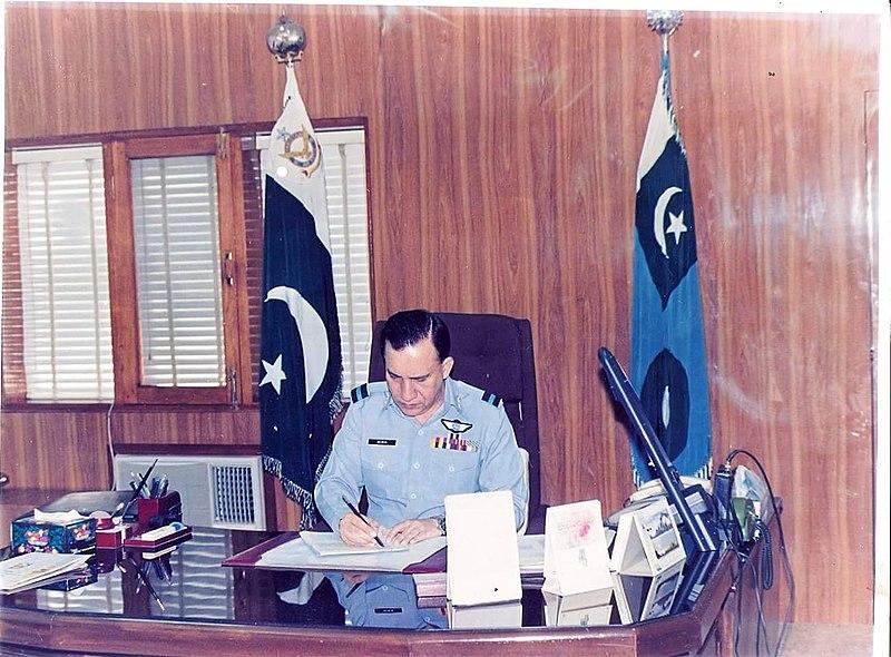 File:Air Commodore Sadoon Pervaiz Memon.jpg