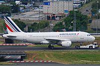F-GRXF - A319 - Air France