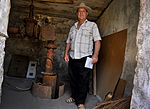 Airmen perform site survey at Kyrgz village for future water pump replacements 120805-F-JO436-495.jpg