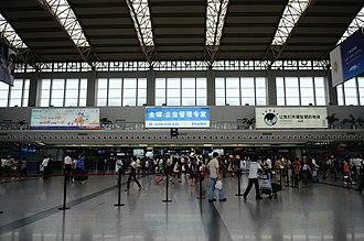 Chengdu Shuangliu International Airport - Image: Airport, Terminal JP6622430