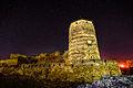 Akerman Fortress in night-- the city of Belgorod-Dniester, Ukraine.jpg