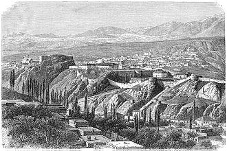 Akhaltsikhe - Akhaltsikhe c. 1887