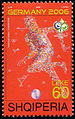 Albania 2006 60 L stamp - FIFA World Cup.jpg