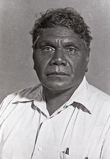 Albert Namatjira Australian painter