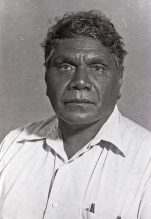 Albert Namatjira - Albert Namatjira, c. 1950