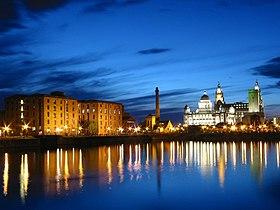 Illustrative Abbildung des Artikels Merchant Port of Liverpool