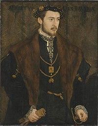 Alberto V.a Bavariakoa