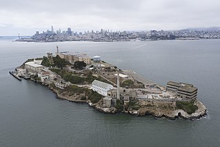 Alcatraz Island Island in San Francisco, California, United States of America