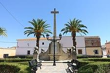 Alcaudete de la Jara, Cruz de los Caídos.jpg