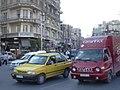 Aleppo (Halab), Verkehr, Osmanische Häuser in der Innenstadt (37819110505).jpg