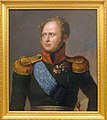 Alexander I by anonymous after Gerard (19c, Hermitage) FRAME.JPG