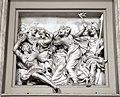 Alexandre jacquet su dis. di alessandro algardi, storie del nuovo testamento in stucco, 1650 ca., bacio di giuda.jpg