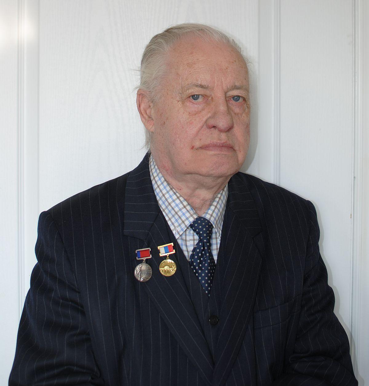 Безбородов, Алексей Михайлович