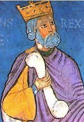 Alfonso VI  of Castile and León