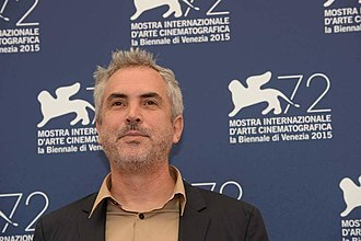 Alfonso Cuarón - Cuaron in the 72nd Venice International Film Festival