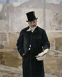 Alfred Philippe Roll: Adolphe Alphand