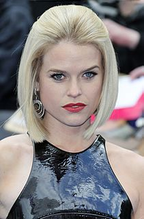 Alice Eve English actress