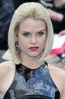 Alice Eve a Men in Black 3 (2012)