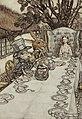 Alice in Wonderland by Arthur Rackham - 08 - A Mad Tea-Party.jpg