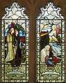 All Saints, Waldershare, Kent - Window - geograph.org.uk - 326016.jpg
