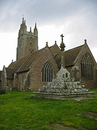Newland, Gloucestershire - Image: All Saints Church Newland Gloucestershire geograph.org.uk 107131