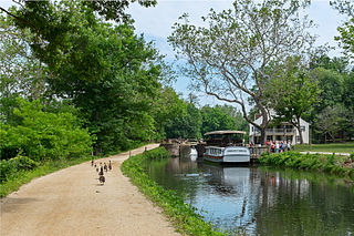 Chesapeake and Ohio Canal Canal in Washington, D.C. and Maryland, United States