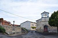 Allevier (Azérat) église.JPG