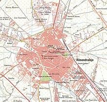 Almendralejo - Wikipedia, la enciclopedia libre
