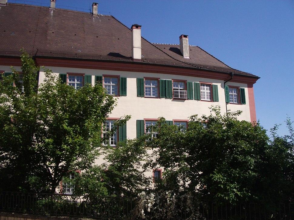 Altshausen Schloss Neues Schloss 2005 b