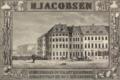 Amagertorv nr. 5 med H. Jacobsen Isenkræmmer og Galanterihandler.png