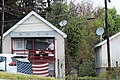 American flag in Cohoes, New York.jpg