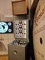 "Ampex model 300 ½"" 3-track tape recorder & JBL Signature monitor speaker (mid-1950s) - recording equipment - MIM Phoenix AZ (2017-12-04 14.05.19 by bobistraveling 140519).jpg"