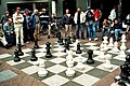 Amsterdam, chessplayers on the Max Euweplein.jpg
