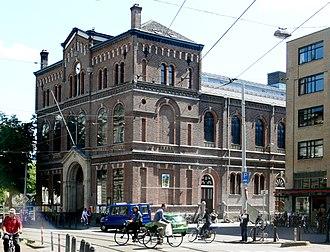 Paradiso (Amsterdam) - Paradiso