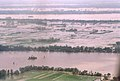 An aerial view of flood affected areas of West Midnapore District in West Bengal on July 14, 2007.jpg