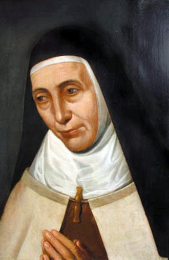 Anne of Saint Bartholomew - Portrait c. 1600