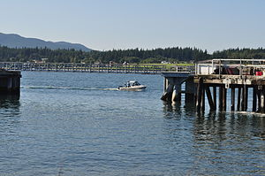 Anacortes - boat on Guemes Channel 02.jpg