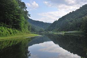 Anawalt Lake Wildlife Management Area - Anawalt Lake in 2013