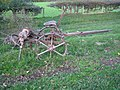 Ancient agricultural equipment near Graig - geograph.org.uk - 278868.jpg
