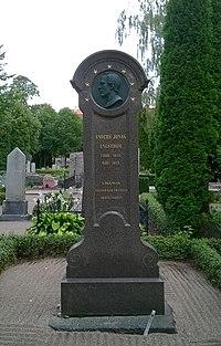 Anders Ångströms grav.jpg