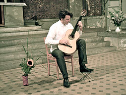 Andreas Paolo Perger live at Zionskirche Berlin 2014.jpg