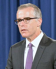 Image result for andrew mccabe