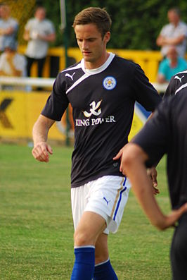 King met Leicester City FC in 2013.