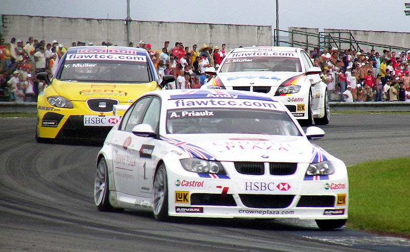 drive: a race car