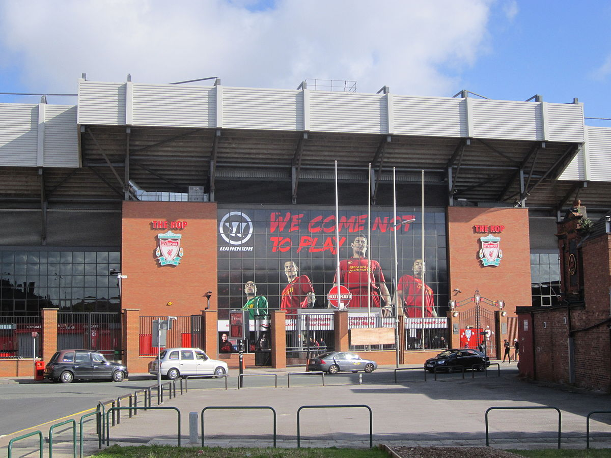 Anfield (stadion) – Wikipedia, wolna encyklopedia