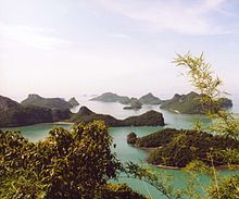 List of islands of Thailand - Wikipedia, the free encyclopedia