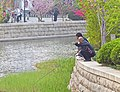 Anglers on the old Grand Canal, Beijing.jpg